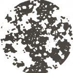 図-① 凝集したセメント粒子 (SS)なし